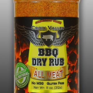 Croix Valley All Meat BBQ Dry Rub