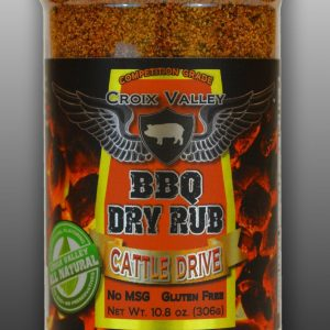 Croix Valley Cattle Drive BBQ Dry Rub